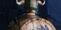 Warden Recruit Shield