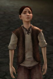 NPC-Messenger Boy