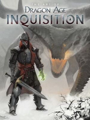 The Art of Dragon Age Inquisition cover