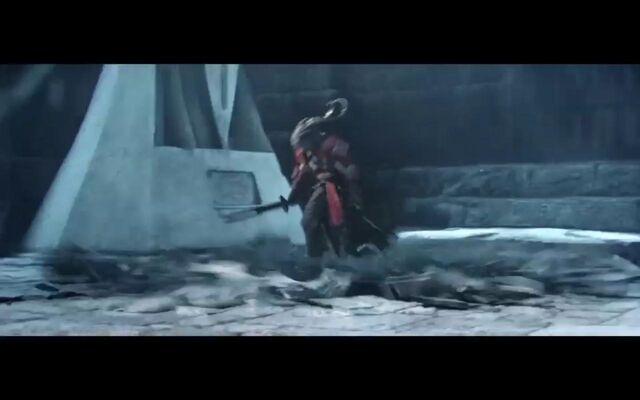 File:DA2 Destiny Trailer - Qunari Firing The Force Blast 1.jpg