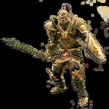 King Cailan's armour