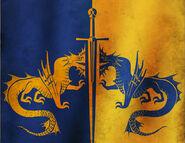 De Montfort heraldy