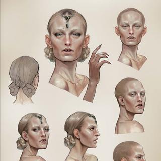 Calpernia DA:I Concept Art