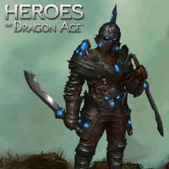 Sha-Brytol Stone Stalker in <i>Heroes of Dragon Age</i>