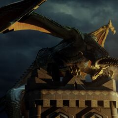 A high dragon in <i>Inquisition</i>