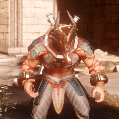 A Saarebas in <i>Dragon Age: Inquisition</i>