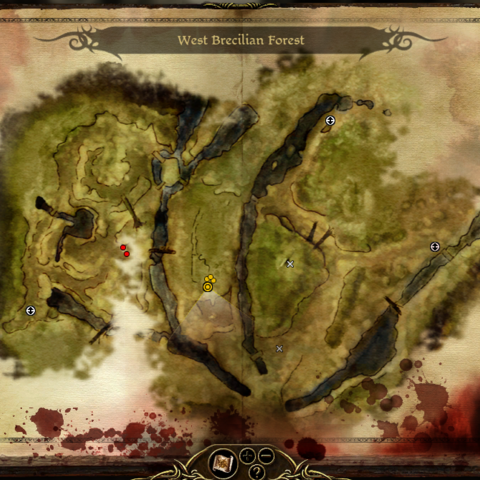 Dokładne położenie Deygana na mapie