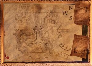 Map of Amaranthine