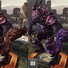 Tier progression of a Pride Demon in <i><a href=