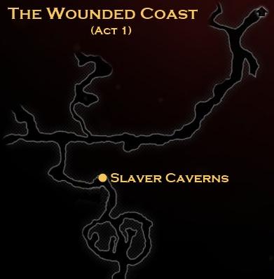 File:DA2 Map - The Wounded Coast - Slaver Caverns (Act 1 - Wayward Son).jpg