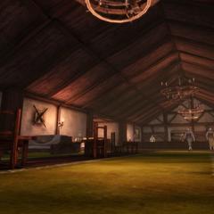 A Fereldan tavern