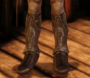 Lorekeeper's Boots