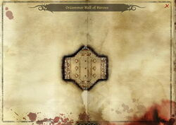 Map-Orzammar Hall of Heroes