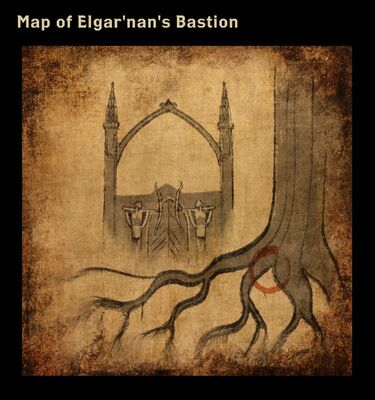 Map of Elgar'nan's Bastion