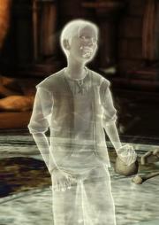 NPC-Ghostly Boy