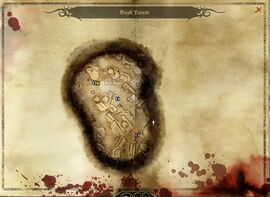 Map-Dust Town