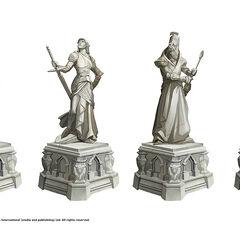 Chantry sculptures concept 2