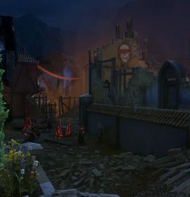 Red Templar Village