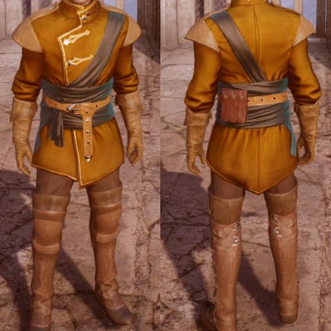 Male human version