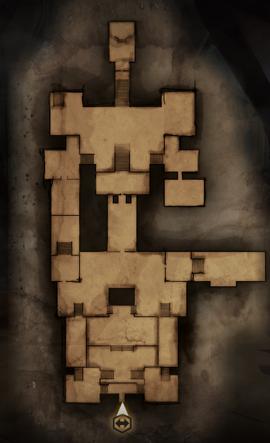 Still Ruins Map
