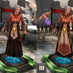 Wynne's tier progression in <i><a href=