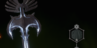 Masterwork Qunari Staff Blade Schematic