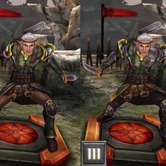 Tier progression of Zevran in <i><a href=