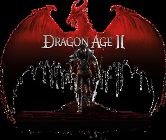 Fichier:Dragon Age II Logo.png