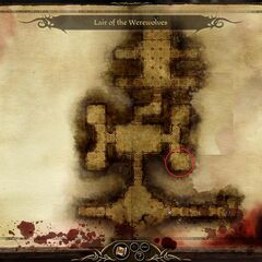 Lair of the Werewolves, The Scrolls of Banastor location