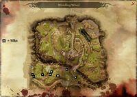 Merchant's Goods Map