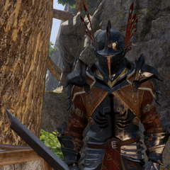Templar Knight in <i>Dragon Age: Inquisition</i>