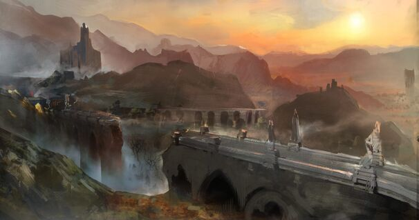 Inquisition bridge concept art