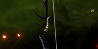 Spiked Longbow