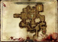 Runestone puzzle - Map