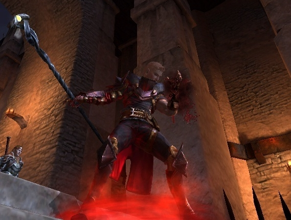 blood magic dragon age ii dragon age wiki fandom