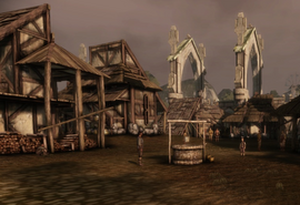 Lothering buildings