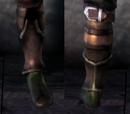 Feet of the Nimble