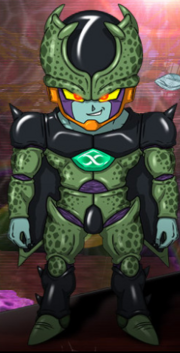 Cell-x jr.