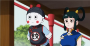 Chiaotzu and Yurin