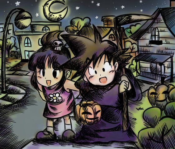 File:Kid Goku and ChiChi.jpg