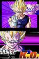Dragon Ball Z - Supersonic Warriors manjin vegeta