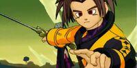 Unnamed Male Swordsman (DBO)