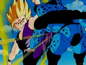 File:Gohan kicking Cell Jr..jpg