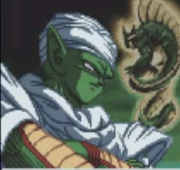 True Super Namek Piccolo
