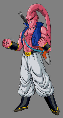 File:Super Buu Trunks Absorbed by hsvhrt.jpg