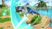 DBXV2 Future Warrior (1.07.00 Update) Sword of Hope (Ultimate Skill)