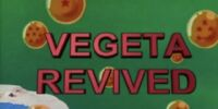 Vegeta Revived