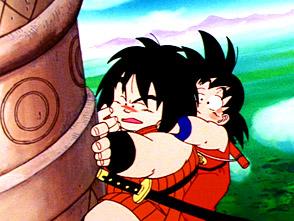 File:Yajirobe,Goku.png