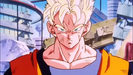 Gohan hardened by the future
