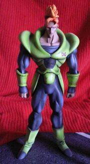 Android16 resin
